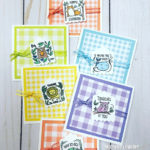 3x3 stampin up cards