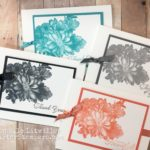Stampin' Up! Floral Card