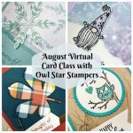 stampin up card class
