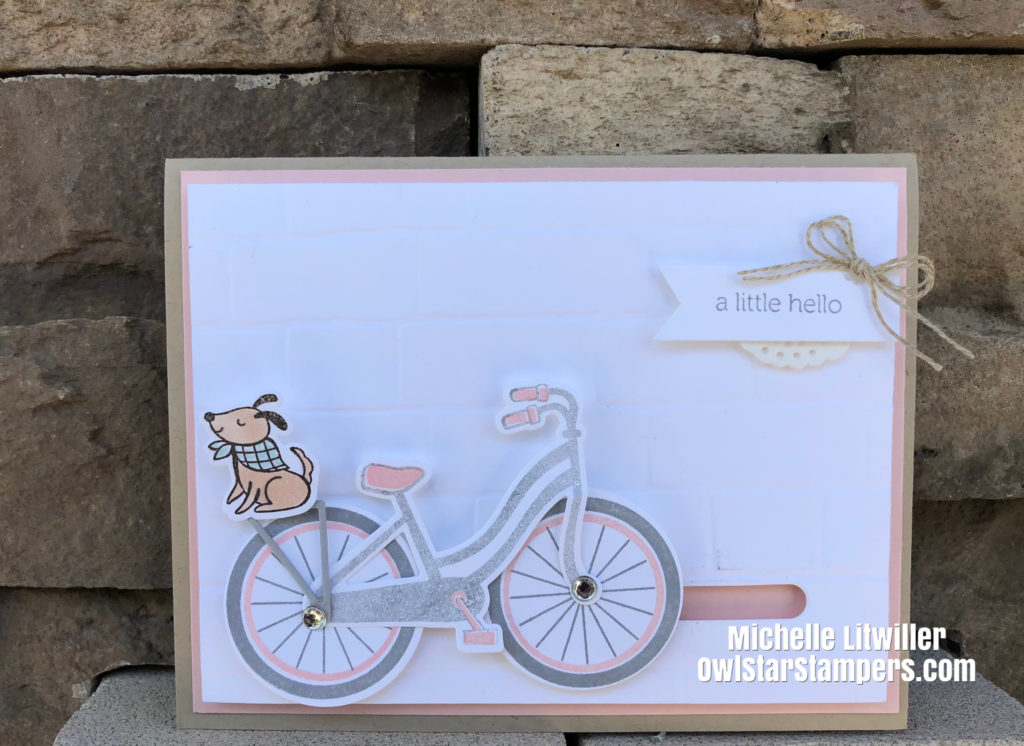 Bike Slider Card