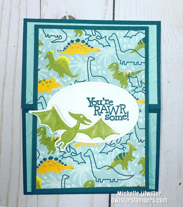 Dino Days Stampin Up