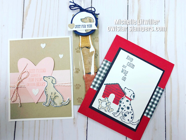 Happy Tails Bundle Stampin UP