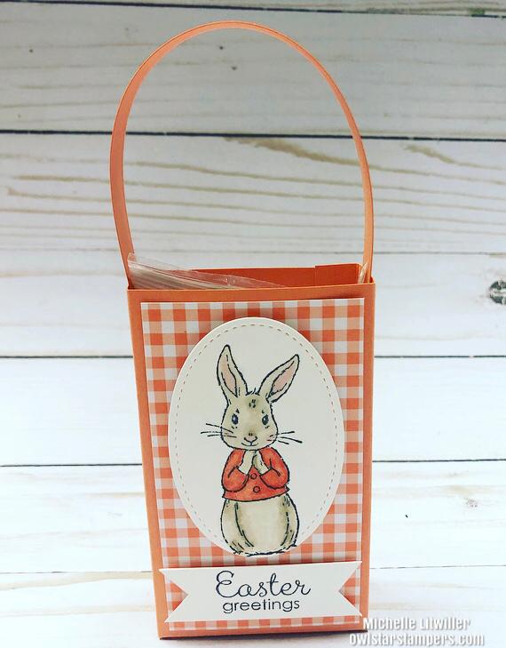 Mini Easter Treat Holder