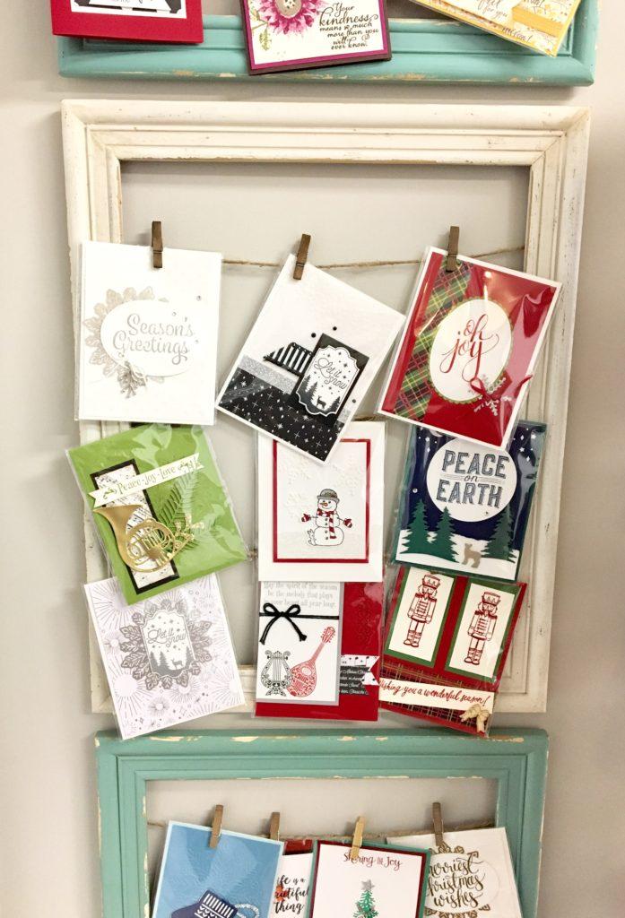 Card Swap Inspiration Board