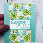 Fun Fold Card Stampin Up