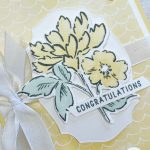 stampin up hand penned suite
