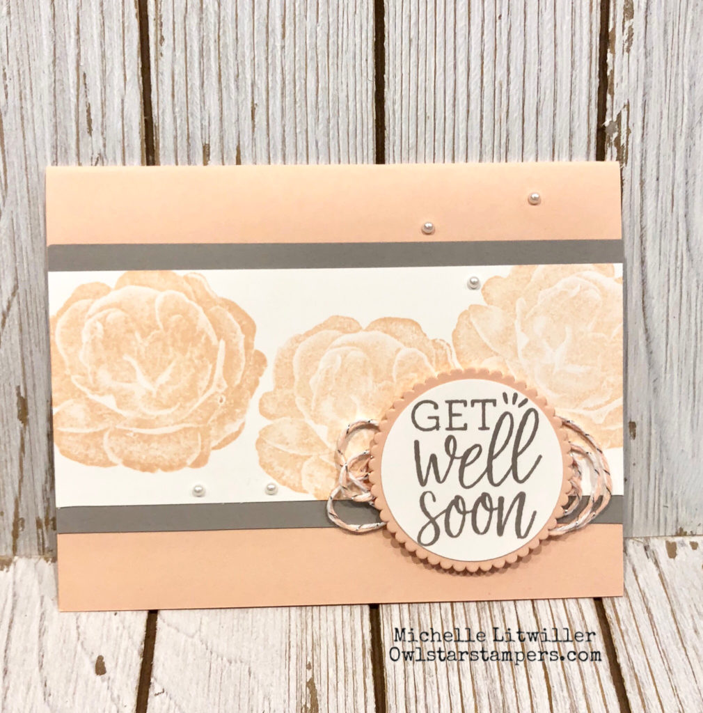 Stampin' Up! Healing Hugs