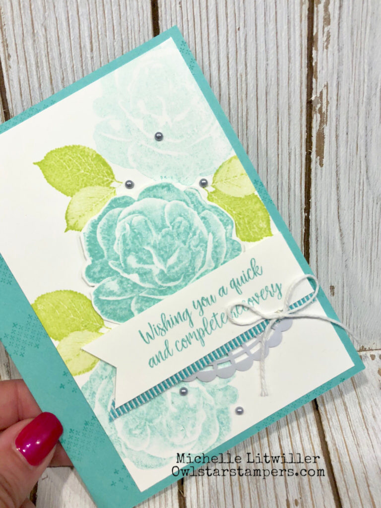 Healing Hugs Stamp Set