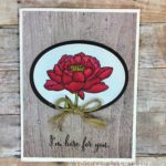 Stampin' Up Flower Card You've Got This