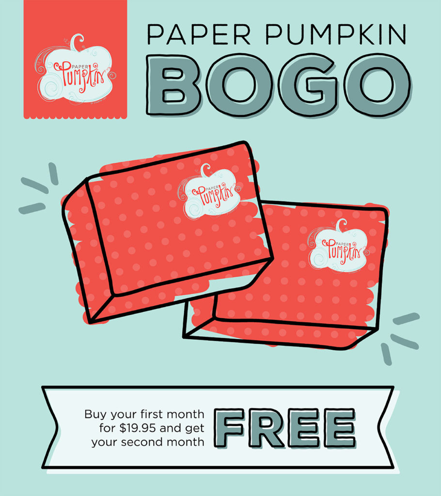 stampin up paper pumpkin