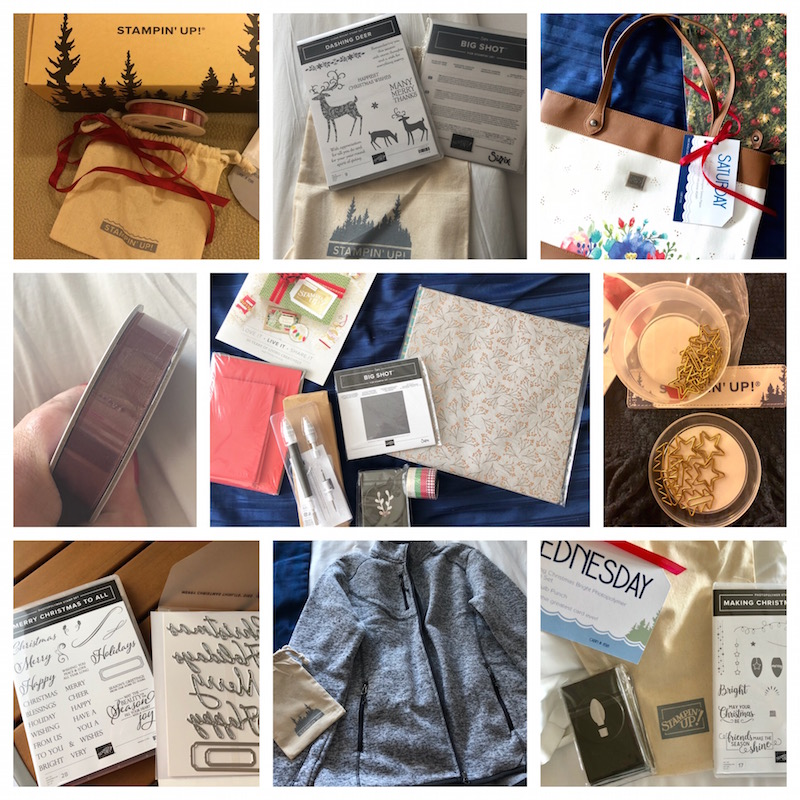 Stampin' Up! Incentive Trip Prizes