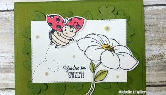 Little Ladybug Stampin' Up!
