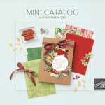 stampin up mini catalog august 2021