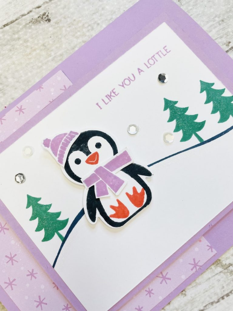 penguin place bundle by owl star stampers