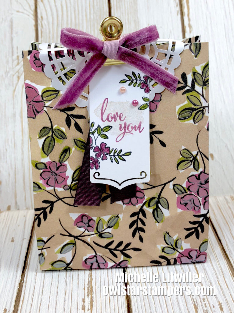 Share What You Love Gift Bag