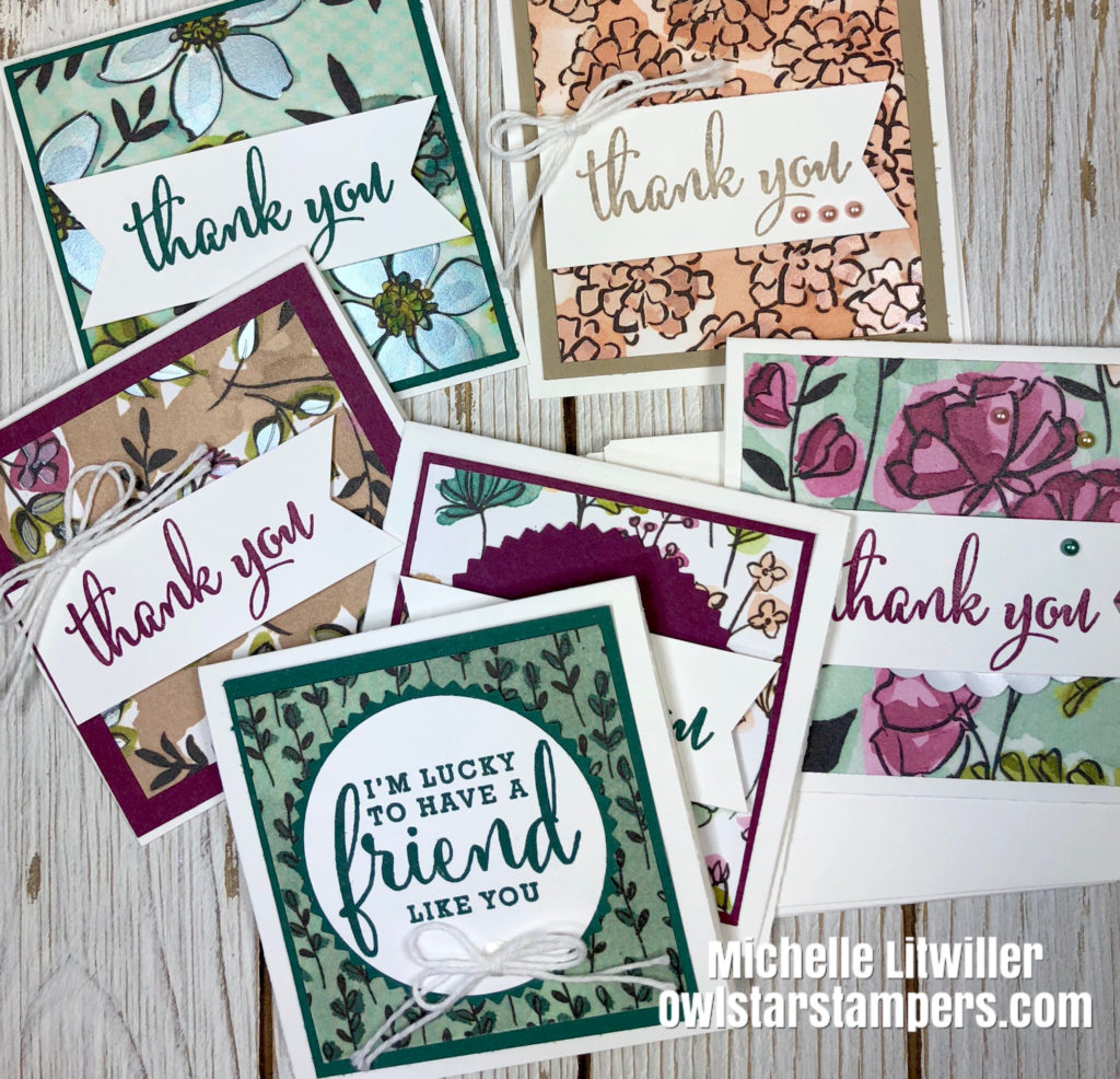 Share What You Love Mini Cards