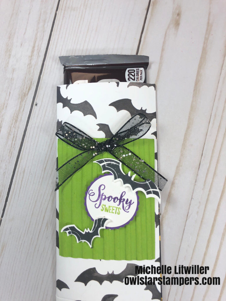 DIY Halloween Treat Holder
