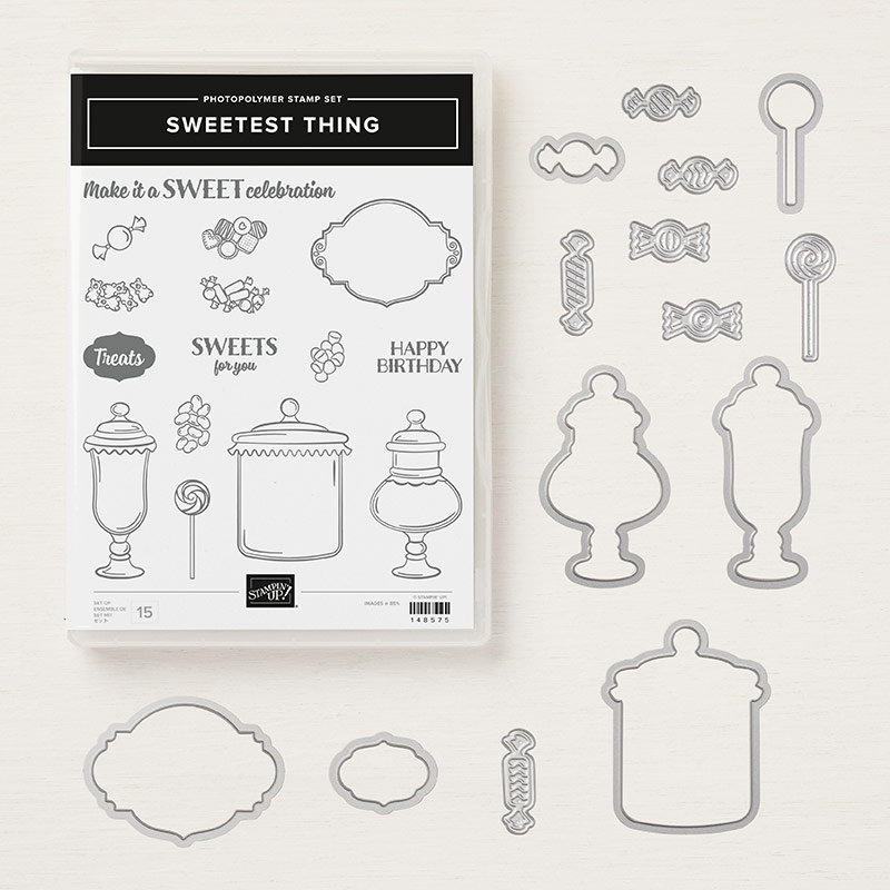Stampin' Up! Sweetest Thing Bundle