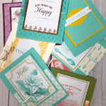 Stampin' Up! Tea Room Memories & More Card Pack