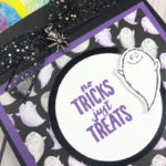 Stampin' Up! Halloween Treat Holder
