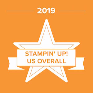 2019 Stampin' Up! US Overall Michelle Litwiller