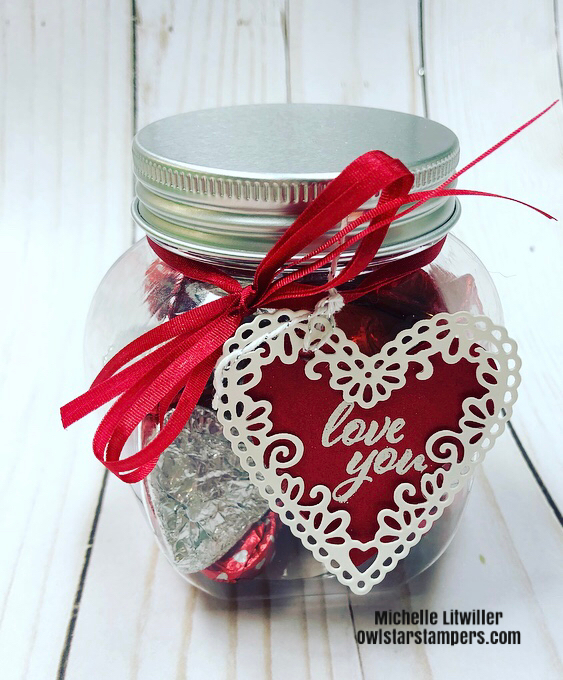 DIY Valentine's Day Treat Gift