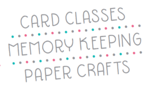 Stampin' Up! Card Classes in Davison MI